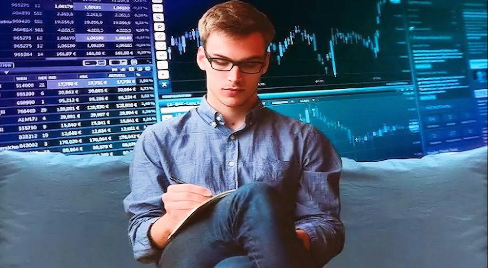 Trader Dengan Gambler